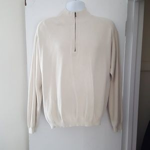 Tommy Bahama 1/4th Zip Sweater